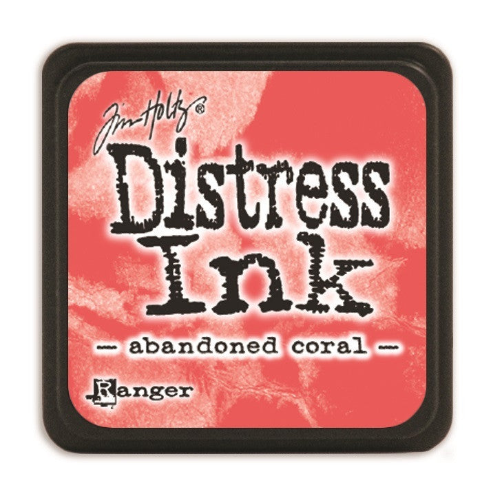 Abandoned Coral Mini Distress Ink
