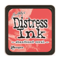 Abandoned Coral Distress Ink Mini Pad