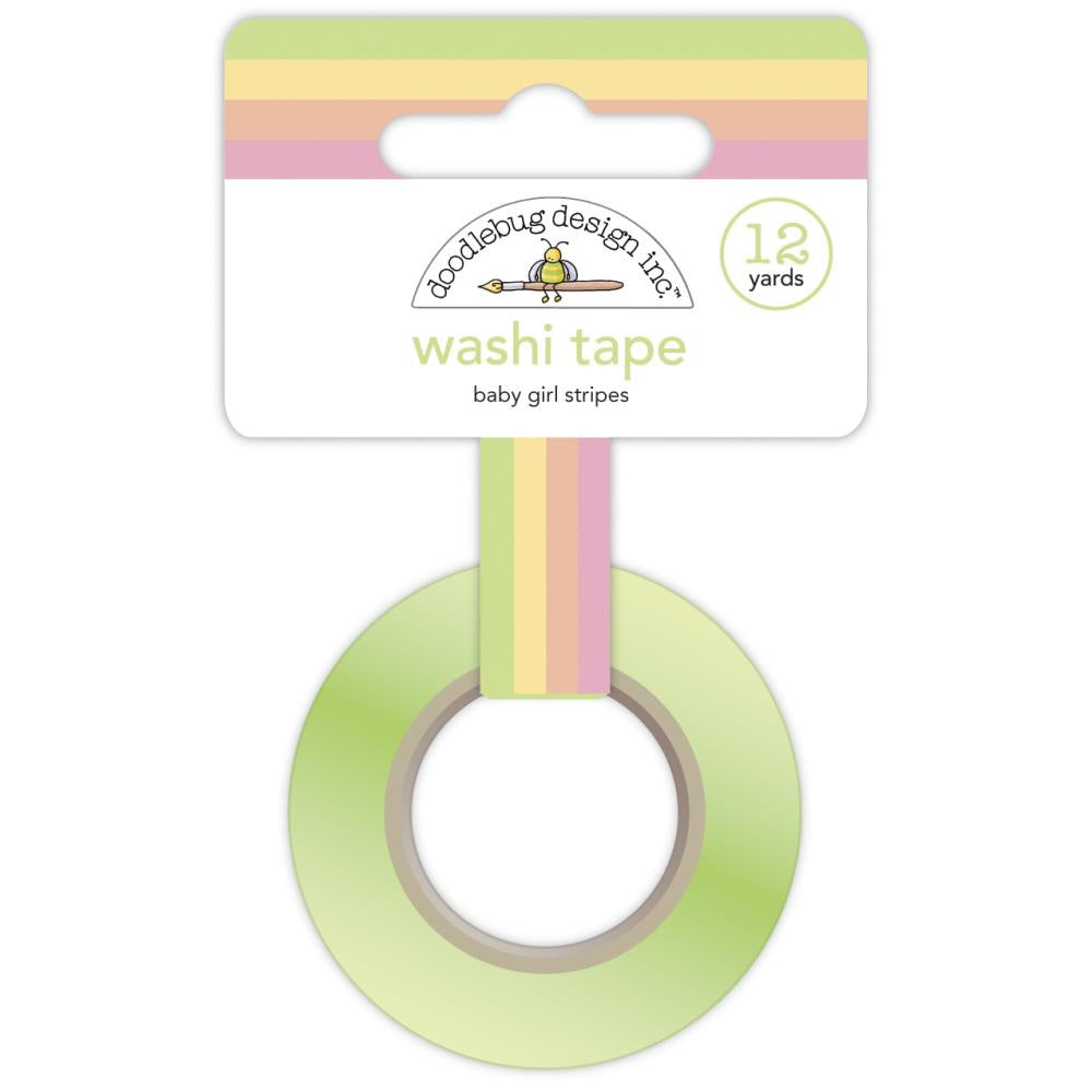 Bundle Of Joy Baby Girl Washi Tape
