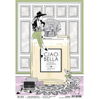 Ciao Bella Fragrance Rice Paper