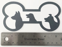 Dog Bone Layered Die Cut