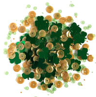 Leprechaun's Luck Sequins