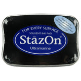 Ultramarine StazOn Ink