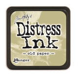 Old Paper Mini Distress Ink