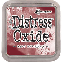 Aged Mahogany Distress Oxide Ink