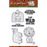 A Walk On The Wild Side Stamp Set