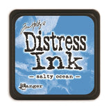 Salty Ocean Mini Distress Ink