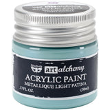 Metallique Light Patina Paint