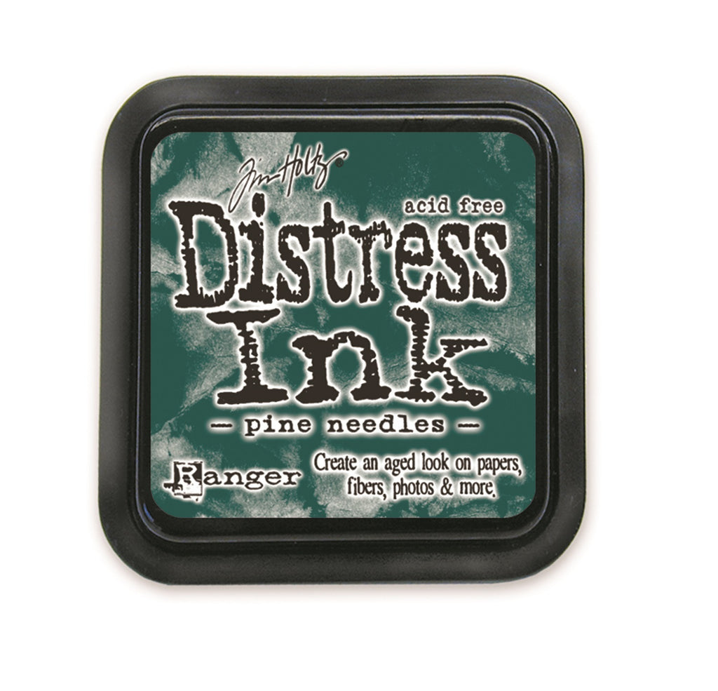 Pine Needles Distress Ink Pad