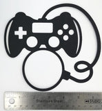 Video Game Controller Die Cut