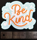 Be Kind Layered Die Cut