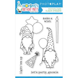Norbert's Birthday Party Stamp Set