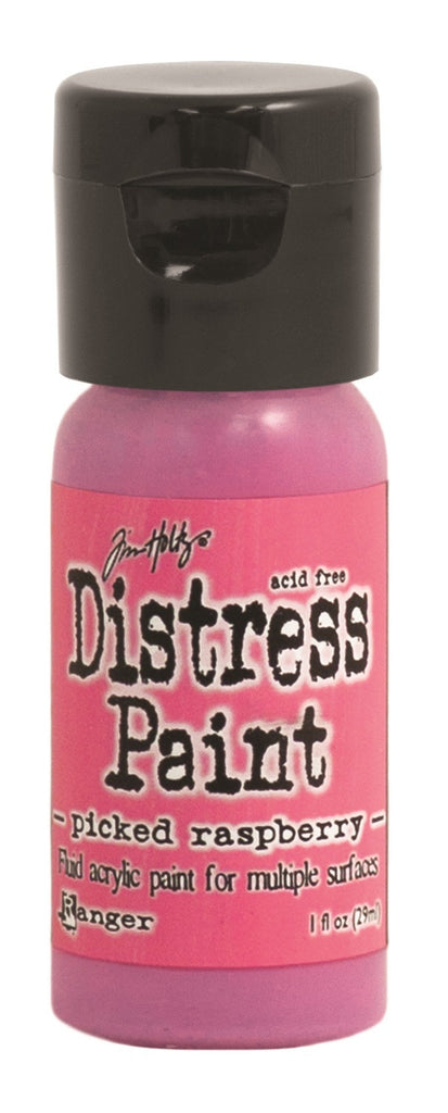 Picked Raspberries Flip Top Distress Paint