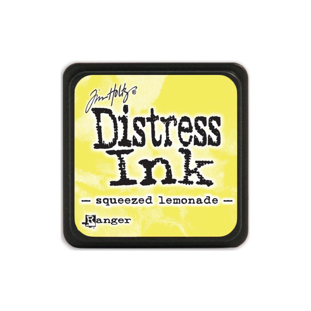 Squeezed Lemonade Mini Distress Ink