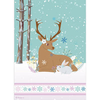 Johanna Rivero Reindeer and Rabbit Rice Paper