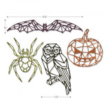 Alterations Geo Halloween Thinlits Die