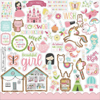All Girl Element Stickers