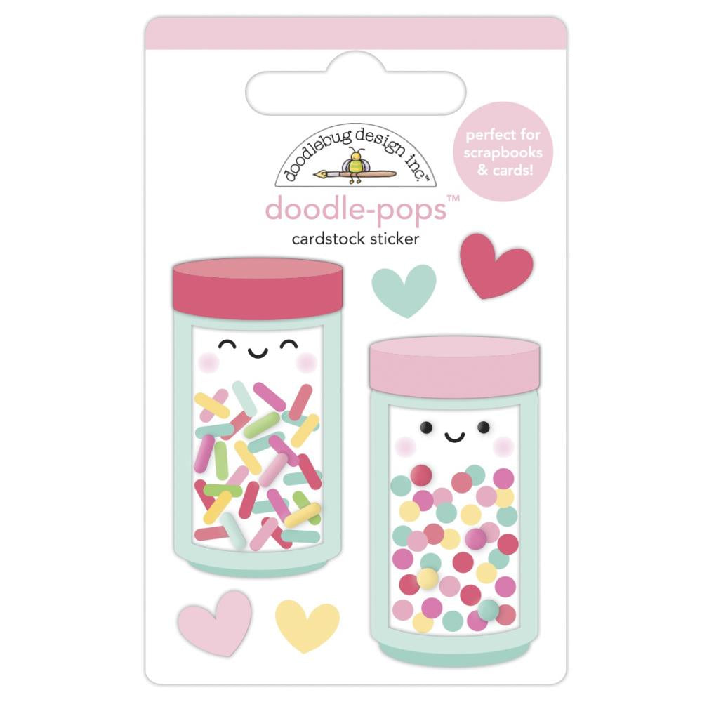 Made With Love Sprinkle Shop Doodle Pops