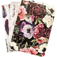 Midnight Garden Travellers Journal Refils
