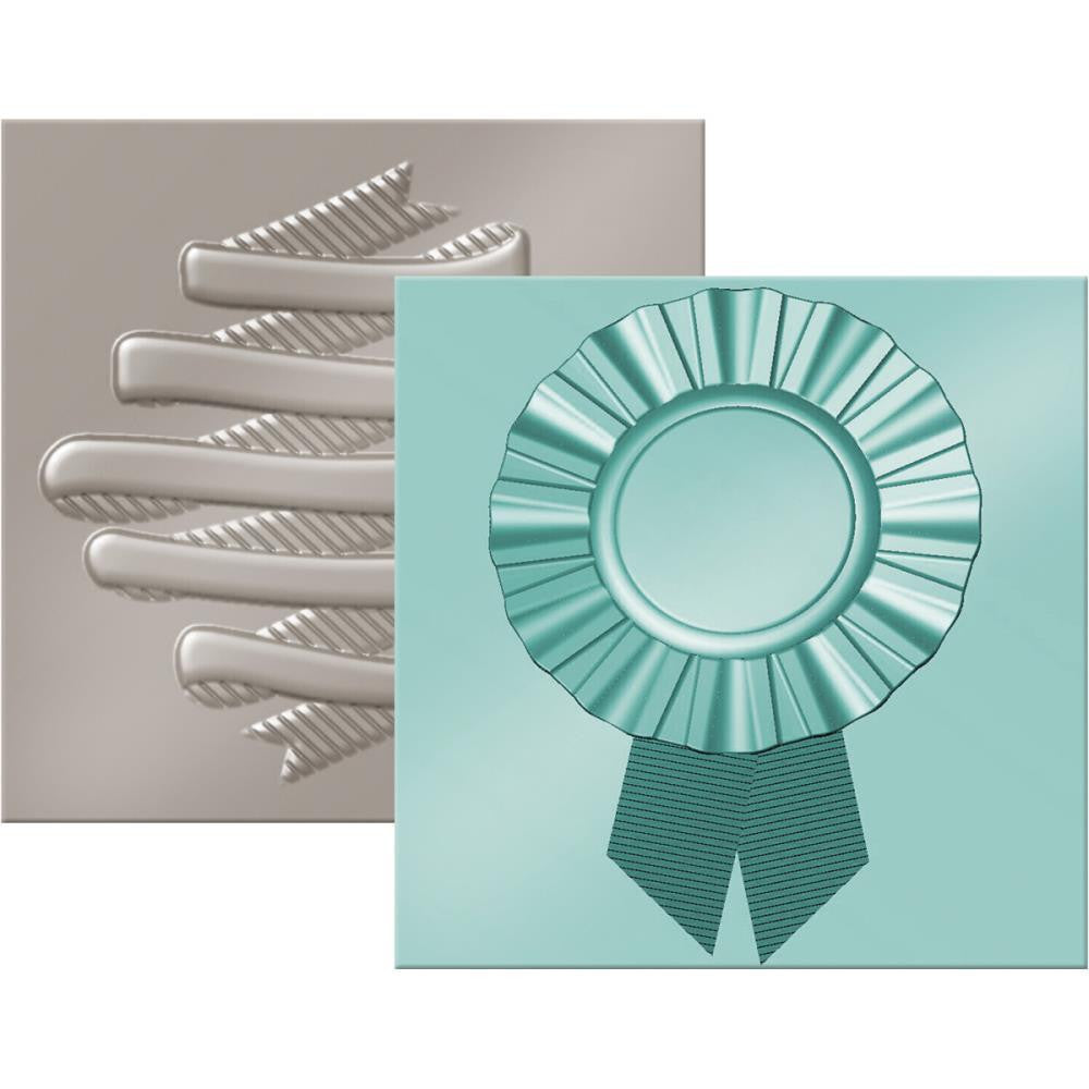 Next Level Ribbon Embossing Folder