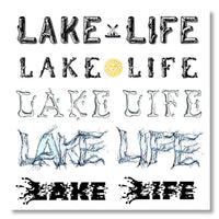 Lake Life Titles Paper