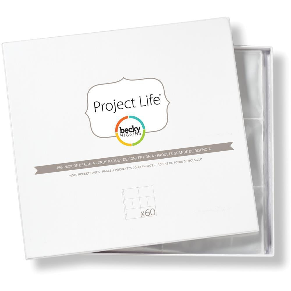 Big Pack of Design A Page Protectors