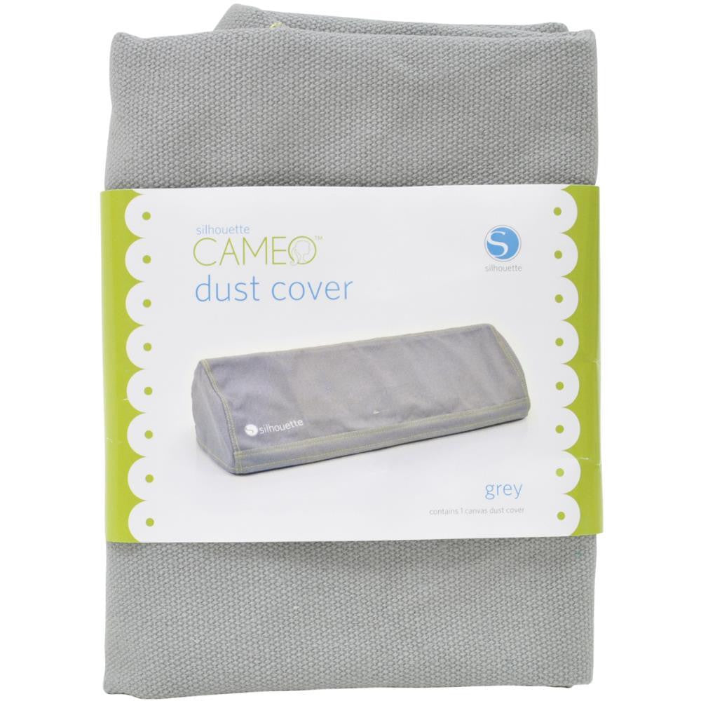 Grey Canvas Dust Cover