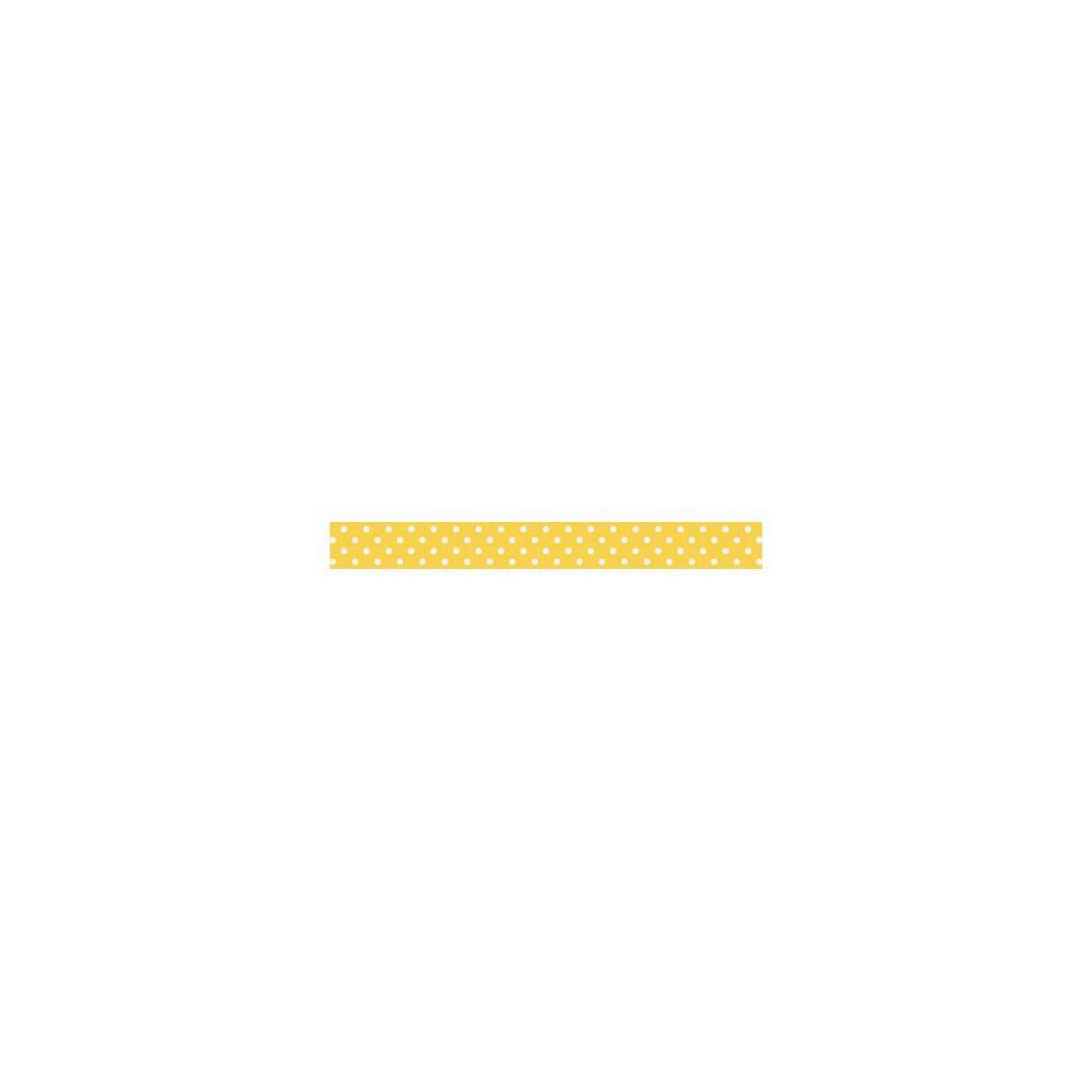 Bumblebee Swiss Dot Washi Tape