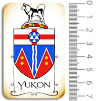 Yukon Crest Chipboard