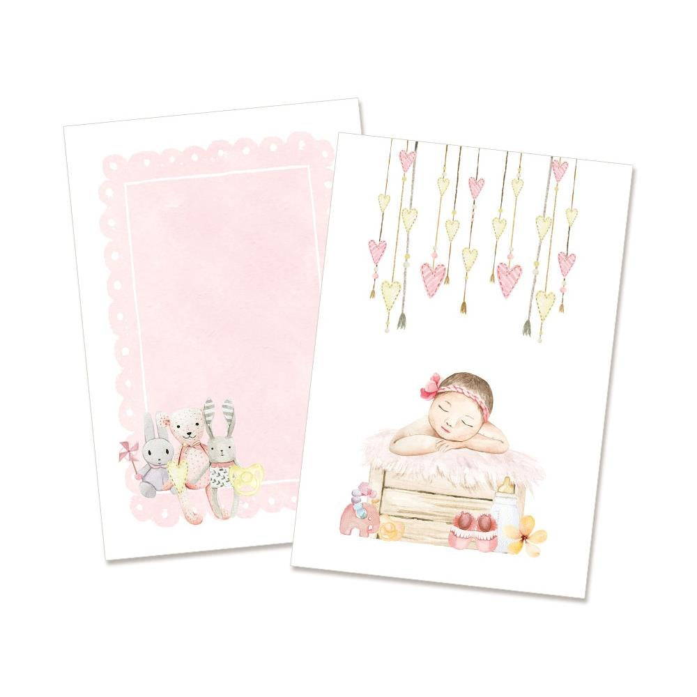 Baby Joy Girl Cards