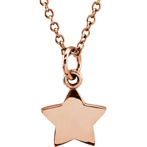 Star Necklace - Cailin's