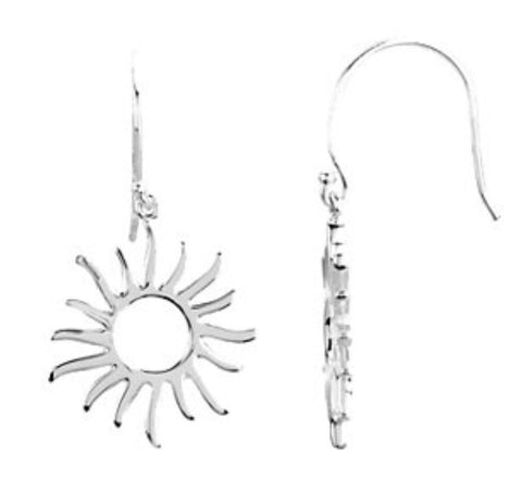 Sunny Beach Fun French Wire Earrings - Cailin's