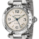 Cartier Pasha C Automatic GMT PreOwned Luxury Watch - Cailin's