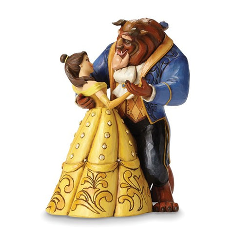 disney Beauty and the Beast dancing Figurine - Cailin's