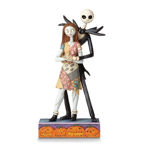 Nightmare Before Christmas disney Sally Jack Halloween Figurines - Cailin's