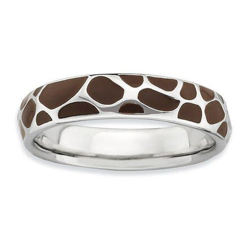 925 Sterling Silver Animal Theme Rings - Cailin's