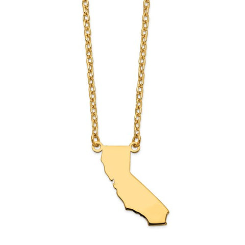 State Necklaces - Cailin's