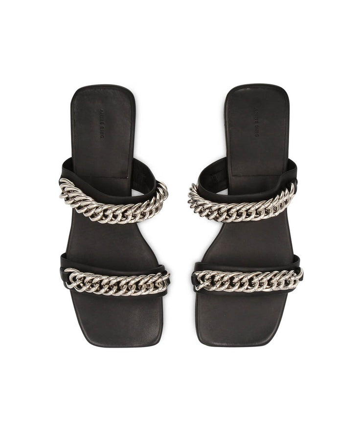Tony Sandals in Black