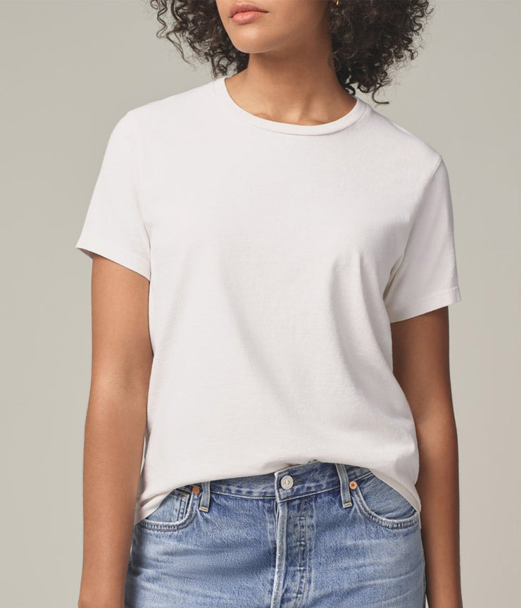 Frankie Classic T-Shirt in Comsilk