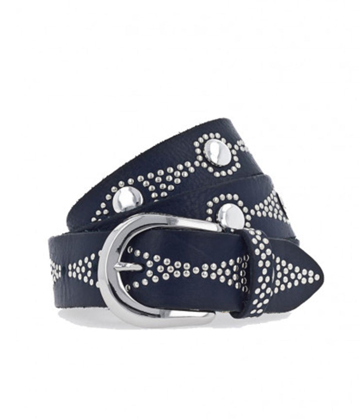 Romy Belt in Navy