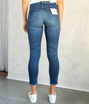 The Isabelle Jeans in Ocean Tropic