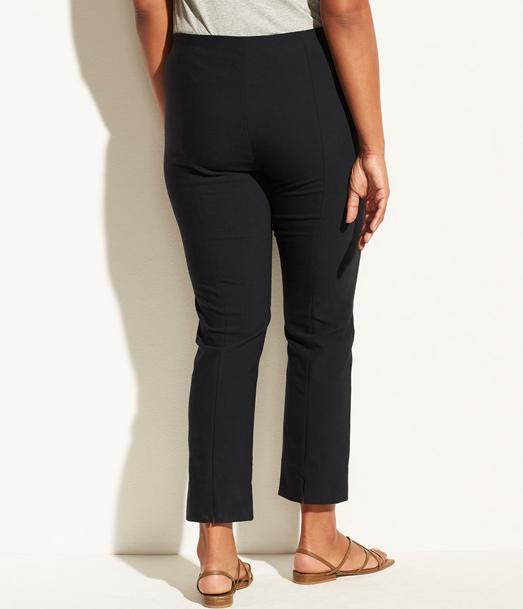 Stitch Front Seam Navy Legging