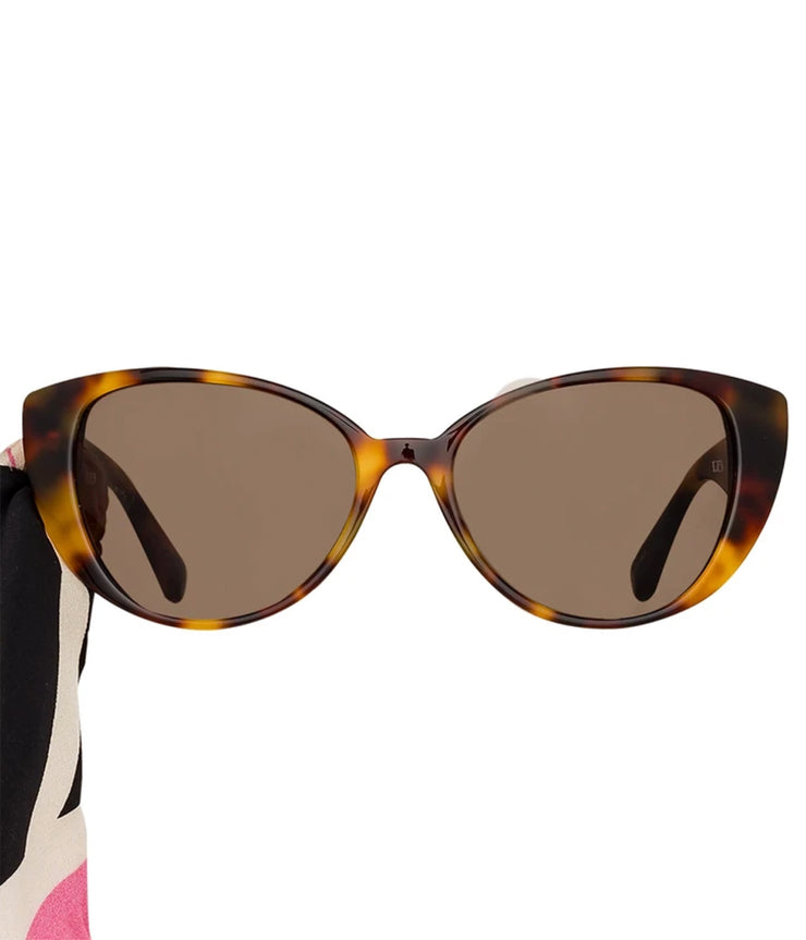 Saraden Sunglasses in Tortoise Shell
