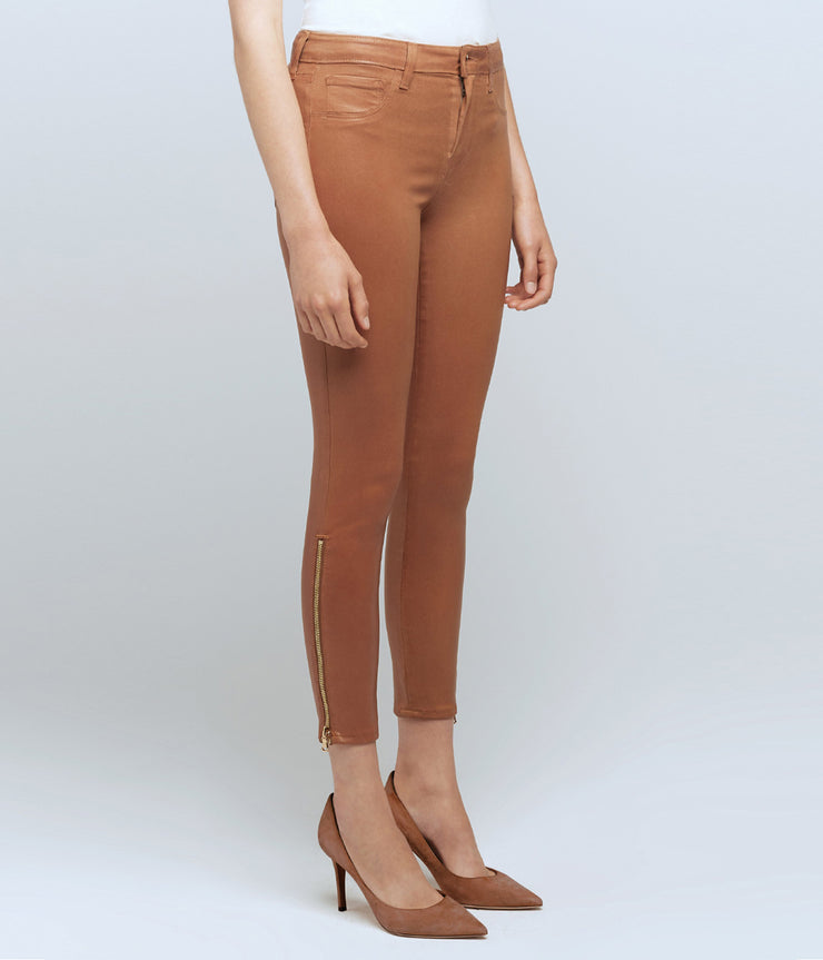 Sabine High Rise Skinny Jeans in Java
