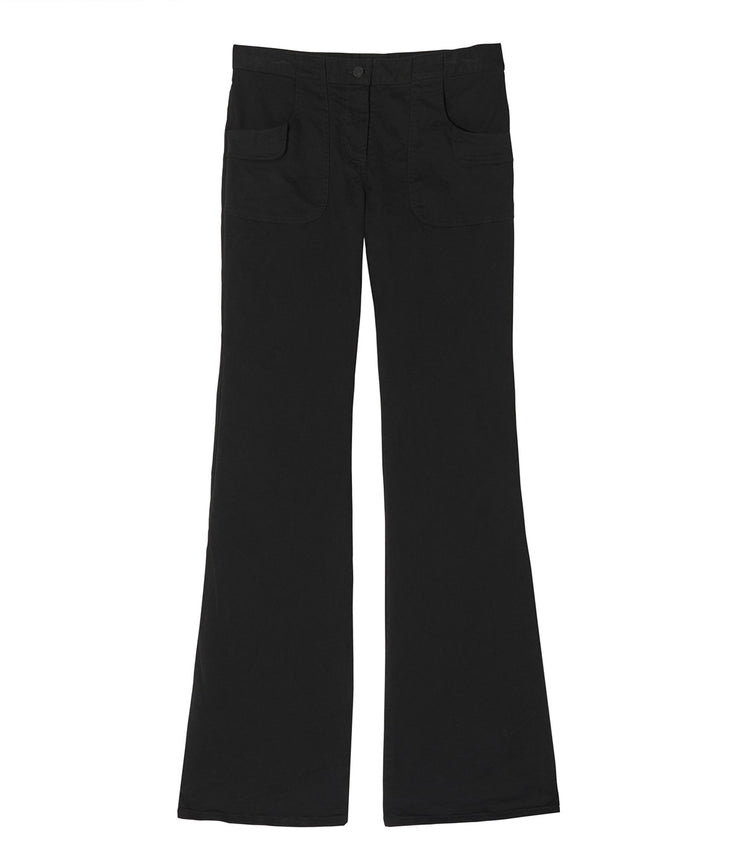 Oakland Pants in Jet Black