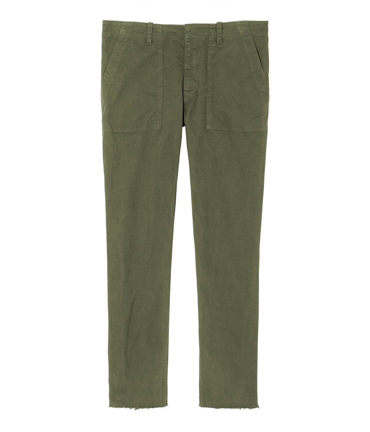 Jenna Pants in Military Green