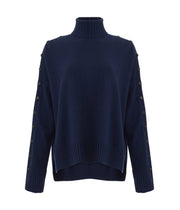 Crosley Sweater in Midnight