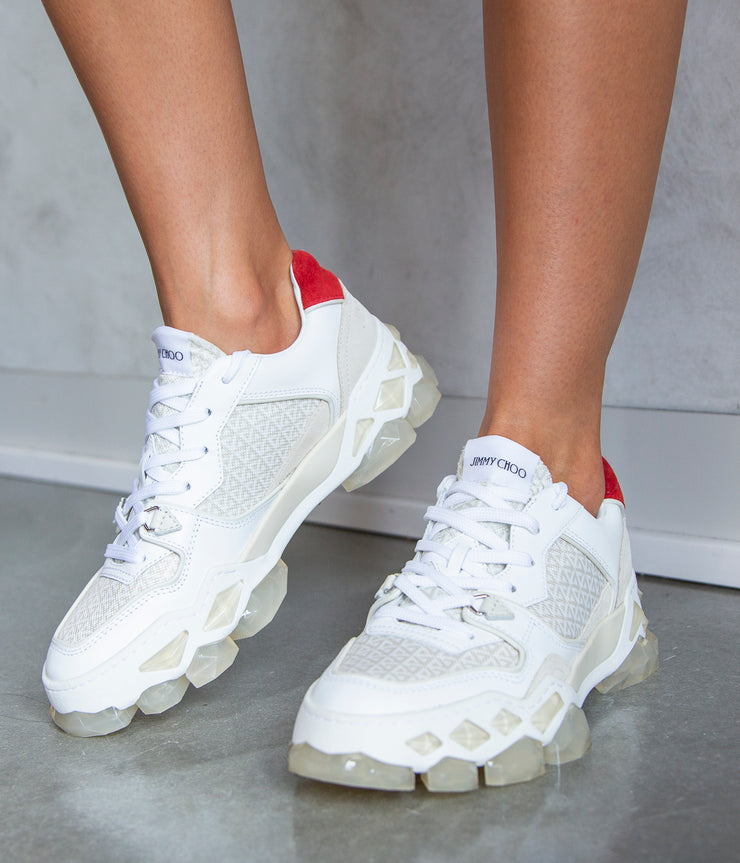 Diamond X Trainer in Cotton Mix