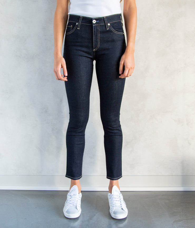 The Mari Jeans in Indigo Spring