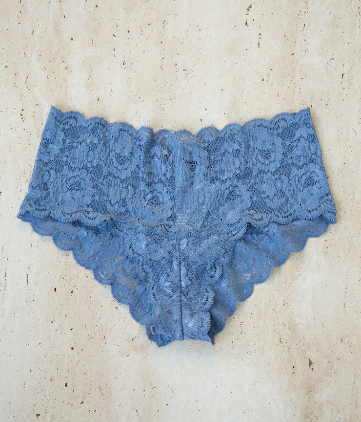Coastal Blue Hotpants